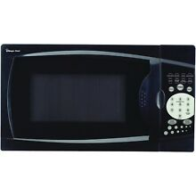 MAGIC CHEF MCM770B  7 Cubic ft 700 Watt Microwave with Digital Touch   Free ship