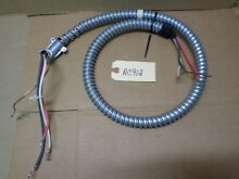 GE Wall Oven Conduit Power Cord Wire WB18T10580     AC912