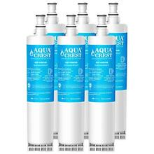 AQUACREST Refrigerator Water Filter  Compatible with Whirlpool 4396508 4396510 E