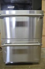 Thermador Pro 24  Stainless Steel Under Counter Refrigerator Drawers T24UR820DS