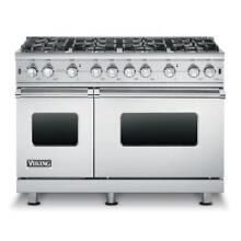 Viking Professional Series 48  Pro Style 8 Sealed Burners Gas Range VGCC5488BSS