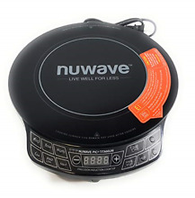 NuWave PIC Titanium 2016 Model Year 1800 Watts Highest Powered Induction Cooktop
