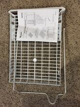 Whirlpool Dryer Rack For 27  Front Loader Genuine Parts  W10121663