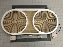 GE Cooktop Surface Element Heater Bridg WB30X10011