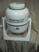 Laundry Alternative Wonder wash Non electric Portable Mini Washing Machine Mint