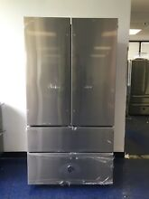 Bertazzoni Professional Series 36 Inch 4 Door French Door Refrigerator   REF36X