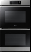 Dacor DOB30M977DS Modernist 30 Inch Electric Double Wall Oven in Stainless Steel