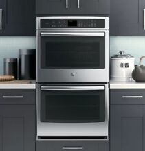 GE JT3500SFSS 30  Electric Double Wall Oven Stainless Steel LOCAL PICK UP ONLY