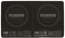 NuWave Induction Cooktop 25 in  Double Precision 6 Settings Programmable Timer