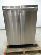 Thermador 24 Inch Star Glow Light Stainless Built In Dishwasher DWHD870WFP