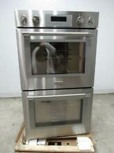 Thermador Professional Series 30  Stainless 16 cooking modes Double Oven POD302W