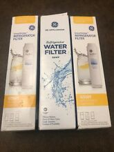 LOT OF 3   GE GSWF Smartwater Refrigerator Filter   NEW  SEALED