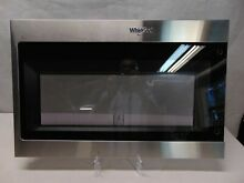 Whirlpool WMH31017HS Microwave Door Assembly  W11173813 New