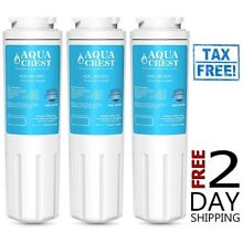 3Pk Replacement WRX735SDBM Refrigerator Water Filter For Fridge UKF8001 Filter 4