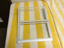 W10623923 Whirlpool Refrigerator Shelf Assembly free shipping