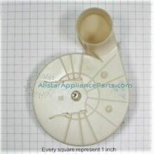 Electrolux 134690800 Dryer Blower Assembly