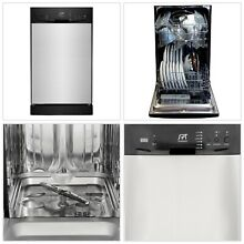 Energy Star 18  Built In Dishwasher SD 9252SS Stainless Steel Home Appliance
