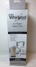 Whirlpool Ice Maker Water Filter   F2WC9I1 ICE2 1 Pack New KitchenAid MayTag