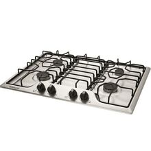 Frigidaire 30  Stainless Steel 4 Burner Gas Cooktop FFGC3012TS Brand New