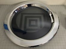 Electrolux Frigidaire Washer Outer Door Panel 5304506743 137265525 137265527