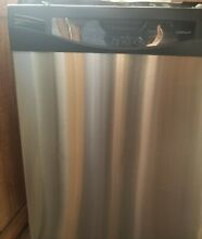 GE stainless steel 24 inch dishwasher