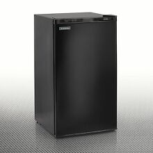 New Mini Dorm Refrigerator Freezer 3 2 Cu Ft  Black Compact Fridge Cooler Small