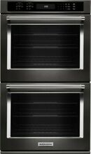 KitchenAid   Built In Double Wall Oven   KODE500EBS   Local delivery avail NY NJ