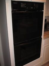 Jenn Air expressions double wall oven