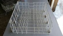 Maytag Dishwasher Lower Dish Rack  No Rust  Complete  Clean   99003219  W1028078
