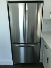 Samsung Stainless Steel French Door Refrigerator NEW