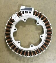 LG WASHER MOTOR STATOR ASSEMBLY PART  MEV504062 MEV504093 FREE SHIPPING USED
