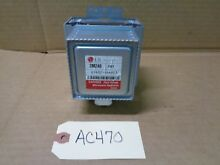 GE Microwave Magnetron WB27X10939   AC470