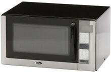 Oster Microwave 1 4 cu  ft  1200 Watt Countertop Black 10 Variable Power Levels
