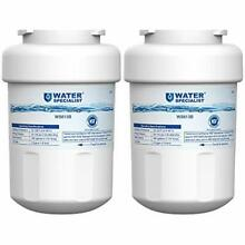 Waterspecialist MWF Refrigerator Filter  Replacement For GE Of 2DAY SHIP