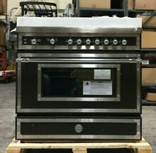 Bertazzoni Heritage Series  HER366GASNE 36 Inch Traditional Style Gas Range