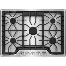 Frigidaire FGGC3047QS Stainless Steel 30 Inch Gas Cooktop