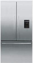 Fisher   Paykel RF201ADUSX5 36  French Door Refrigerator Capacity 20 1 Cu  Ft