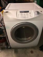 Maytag Neptune Electric Dryer   White   Front Loading