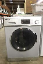 Deco All in one 1200 RPM Compact Combo Washer Dryer Model 4400