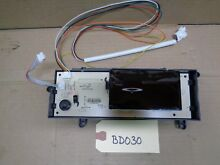 W10832519 OEM Whirlpool Kitchen Aid Microwave Electrical Control Board    BD030