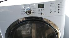 Electric Dryer 27  Wide Electrolux  IQ Touch Series Model  EIED55HIW0