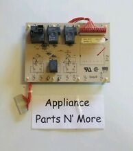 DACOR RANGE DOUBLE WALL OVEN RELAY CONTROL BOARD PN  82985 756370 100 00627 02