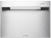 Fisher   Paykel DD24SDFTX7 Semi Integrated Tall DishDrawer Stainless 9 Cycles