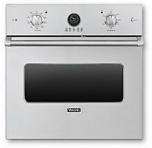 Viking Veso 5302SS Proffesional 30  Premiere Stainless Steel Electric Wall Oven