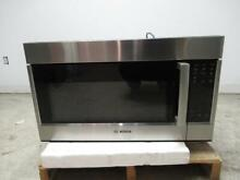 Bosch 500 Series 30  2 1 1100 Watts Over the Range Microwave Oven HMV5053U