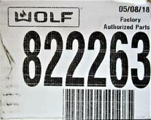 Wolf Oven Thermostat 18 Rng  SVCE  Grab  822263