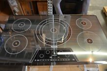 Thermador Masterpiece 36  Silver Mirrored Induction Cooktop CIT365KM