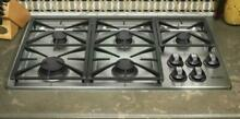 Dacor Renaissance 36  SS 5 Sealed Burners Natural Gas Cooktop RGC365SNG
