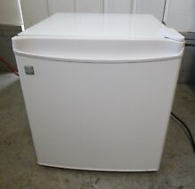 GE SPACEMAKER 1 7 CU  IN  MINI COMPACT REFRIGERATOR PICK UP ONLY N Y