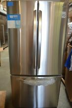 LG 33  Stainless Steel French Door Refrigerator W Linear Compressor LFC24770ST